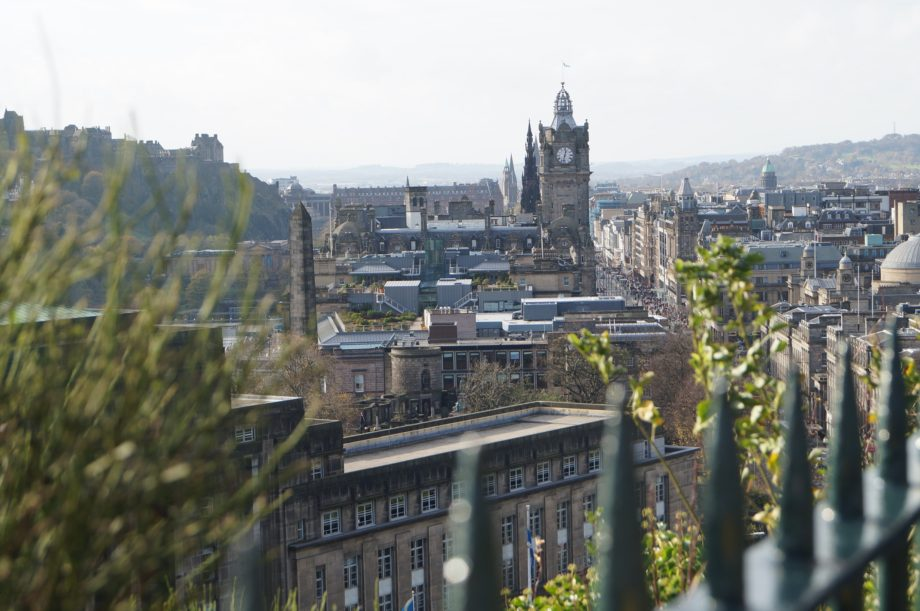 Studieren in Edinburgh