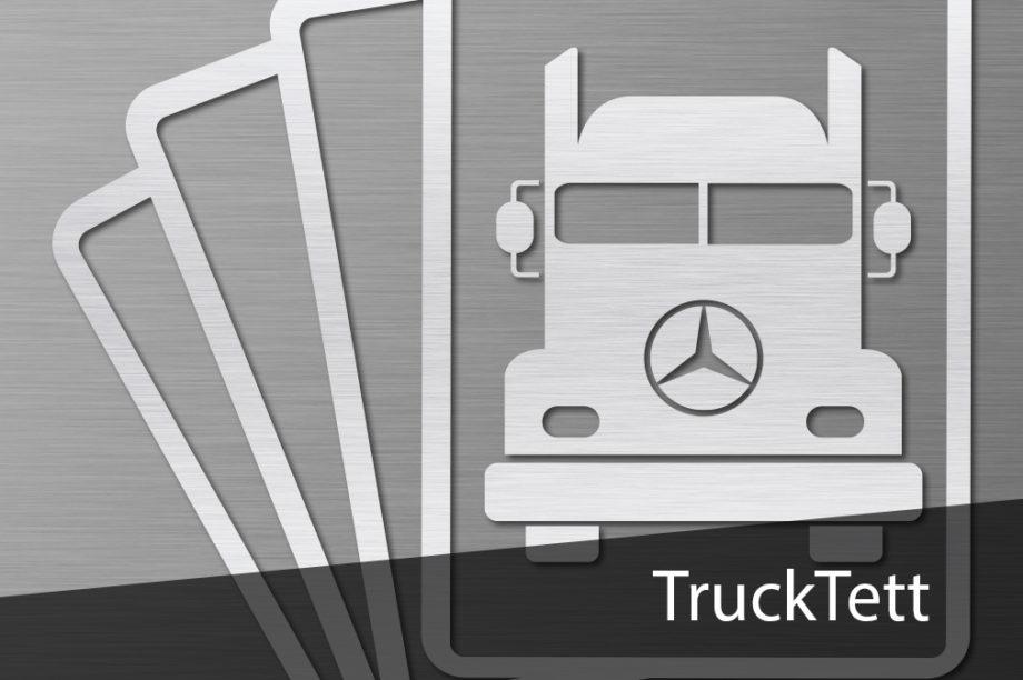 TruckTett – eine App für Lkw-Fahrer der Zukunft
